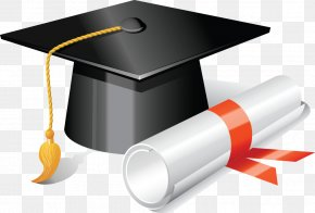 Graduation Background - Square Academic Cap Graduation Ceremony Clip Art PNG