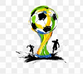 Football - FIFA World Cup Football Stock Illustration Icon PNG