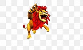 Cartoon Lion - Lion Cartoon Download PNG