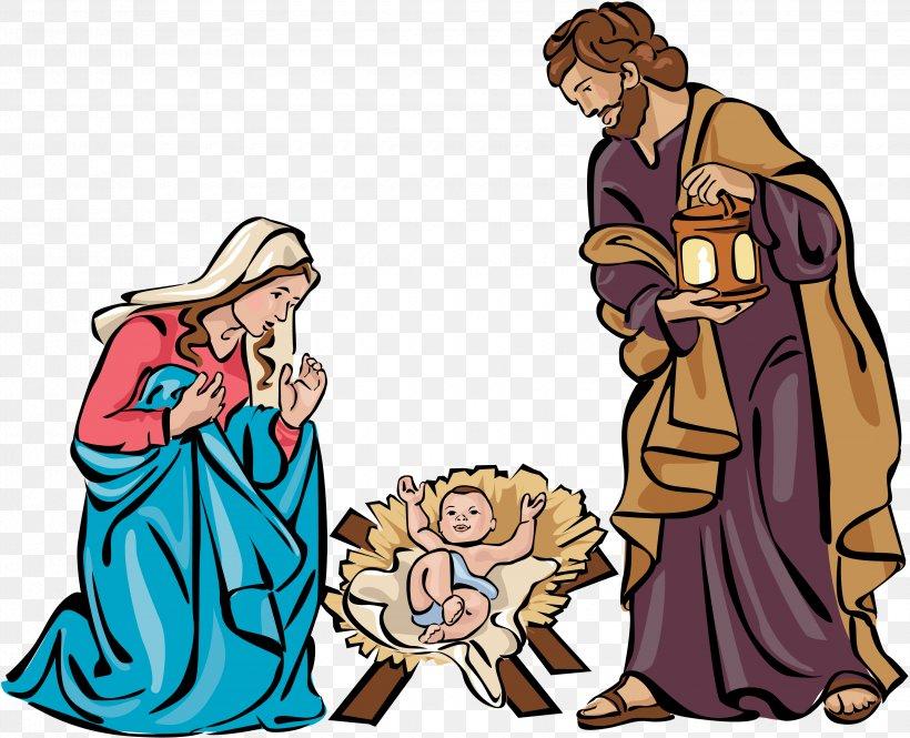 Jesus Christmas Free Content Clip Art