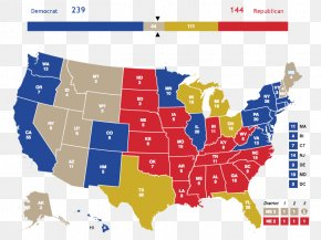 Class Of 2018 - US Presidential Election 2016 United States Presidential Election, 2020 Electoral College PNG