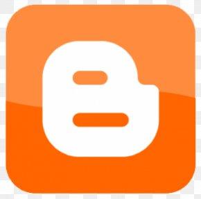 Icons Download Blogger Logo - Blogger Website PNG