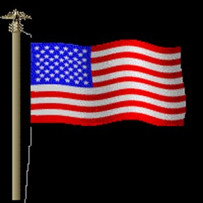 United States - Flag Of The United States Animation Flag Day PNG