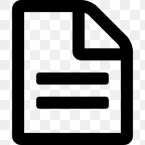TXT File - Font Awesome Text File Document PNG