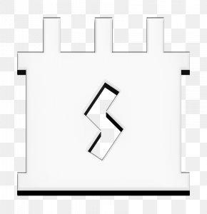 Snapshot Blackandwhite - Automotive Icon Battery Icon Car Icon PNG