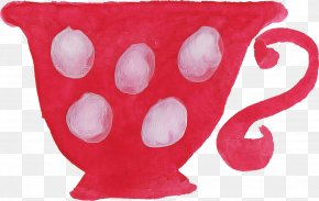 Tulip Drinkware - Red Pink Pattern Drinkware Tulip PNG