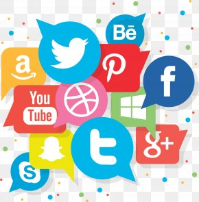 Social Media - Social Media Marketing Logo Advertising PNG