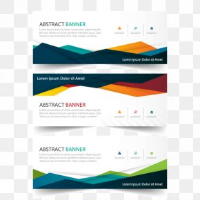 Ads Template - Advertising Web Banner PNG