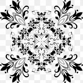 Floral Design - Flower Floral Design PNG