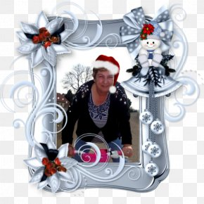 Christmas - Picture Frames Christmas Snow Photography PNG
