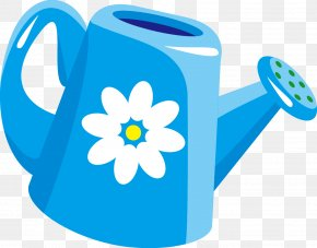 Watering Can Vector PNG