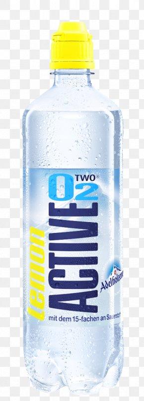 O2 - Adelholzener Alpenquellen Mineral Water Lime Beverages PNG