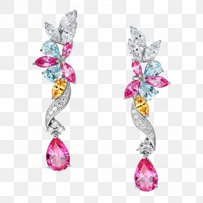 Jewelry - Earring Chanel Jewellery Clothing Accessories PNG