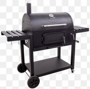 Barbecue - Barbecue Char-Broil Grilling Charcoal BBQ Smoker PNG