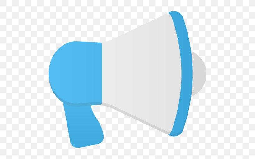 Interprose Inc Icon Design Megaphone Download, PNG, 512x512px, Interprose Inc, Archive, Blue, Brand, Communication Download Free