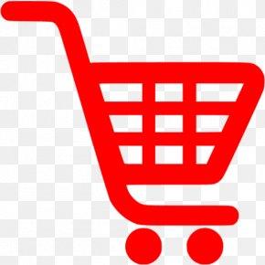 Shopping Cart - Icon Shopping Cart Online Shopping Clip Art PNG
