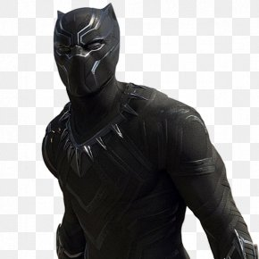 Black Panther File - Black Panther War Machine Captain America Clint Barton Vision PNG