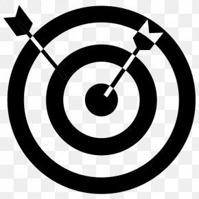 Target - Darts Clip Art PNG