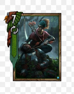 Gwent - Gwent: The Witcher Card Game The Witcher 3: Wild Hunt CD Projekt Ciri PNG