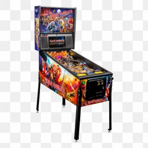 Pro Pinball - Legacy Of The Beast World Tour Stern Electronics, Inc. Pinball Iron Maiden: Legacy Of The Beast PNG
