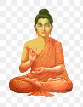 Buddha File - Gautama Buddha Download PNG