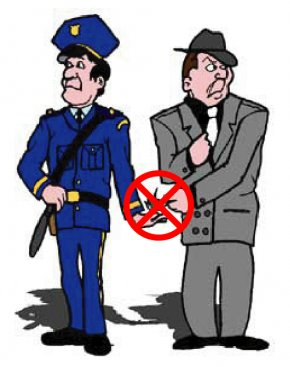 Bribery Cliparts - Police Corruption Police Officer Crime PNG