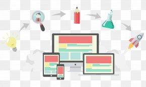 Design - Responsive Web Design User Experience Design Search Engine Optimization PNG