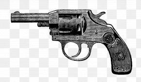 Guns - Firearm Weapon Revolver Trigger Gun Barrel PNG