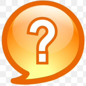Question Mark - ICO Question Icon PNG