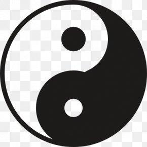 Yin Yang - Yin And Yang Tao Te Ching Taoism Traditional Chinese Medicine Symbol PNG