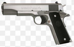 Colt - CZ 75 M1911 Pistol Colt's Manufacturing Company .45 ACP Semi-automatic Pistol PNG