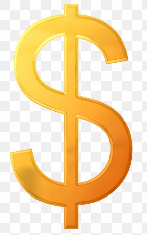 Dollar Sign - Dollar Sign United States Dollar PNG