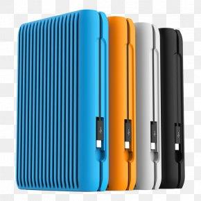 Four Ribbons Shell Mobile Hard Disk - Mobile Phone Hard Disk Drive USB 3.1 Western Digital External Storage PNG