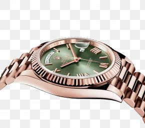 Malachite Green Rolex Watch Male Table - Rolex Daytona Rolex Submariner Rolex Datejust Watch PNG