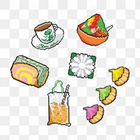 Food Group Food - Food Pixel Art PNG