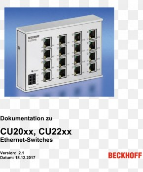 Switch On - Network Switch Ethernet Local Area Network Computer Network EtherCAT PNG