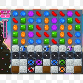 Candy Crush - Candy Crush Saga Cheating In Video Games Level King PNG