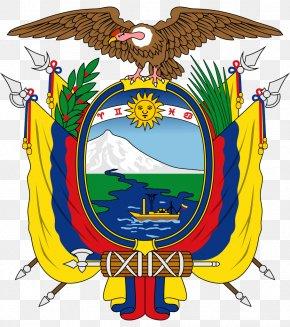 Flag - Guayas River Coat Of Arms Of Ecuador Flag Of Ecuador National Symbols Of Ecuador PNG