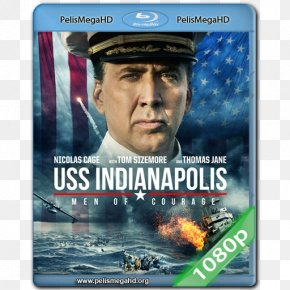 United States - Mario Van Peebles USS Indianapolis: Men Of Courage Blu-ray Disc United States 0 PNG