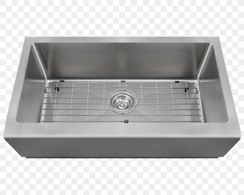 Kitchen Sink Stainless Steel Bowl Sink, PNG, 1000x800px, Sink, Bathroom, Bathroom Sink, Bowl, Bowl Sink Download Free