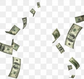 Falling Money - Money United States Dollar PNG