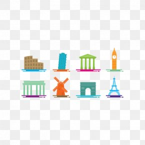 Vector Travel Architecture - Architecture Building Monument PNG