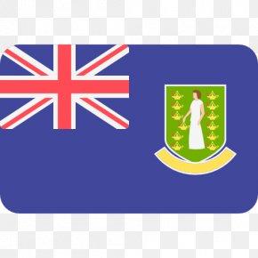 Flag - Flag Of The British Virgin Islands United States Virgin Islands PNG