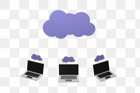 Cloud Computing Large Data - Microsoft Office 365 Cloud Computing Technology Computer Network PNG