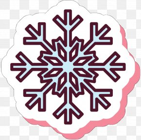 Snowflake Euclidean Vector Christmas Day Pattern PNG