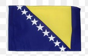 Flag - Flag Of Bosnia And Herzegovina Sarajevo Flag Of Croatia National Flag PNG