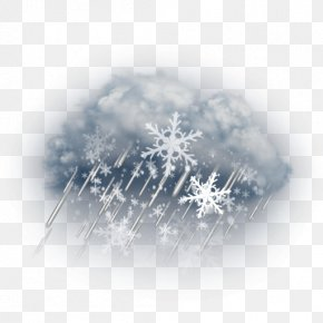 Snowing - Rain And Snow Mixed Weather Forecasting Freezing Rain Winter PNG