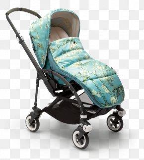Van Gogh - Van Gogh Museum Baby Transport Bugaboo International Almond Blossoms Bugaboo Bee3 Stroller PNG
