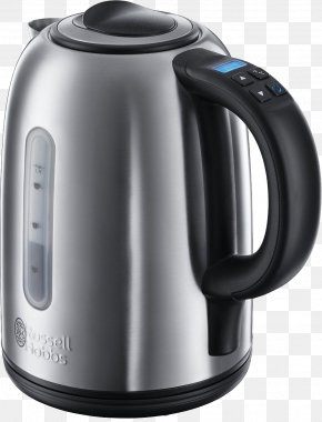 Kettle - Electric Kettle Russell Hobbs Small Appliance Home Appliance PNG