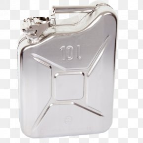 Jerry Can - Jerrycan Stainless Steel Metal Fuel Liter PNG